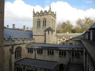 Collège dominicain d'Oxford