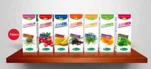 packaging linea prodotti erboristici