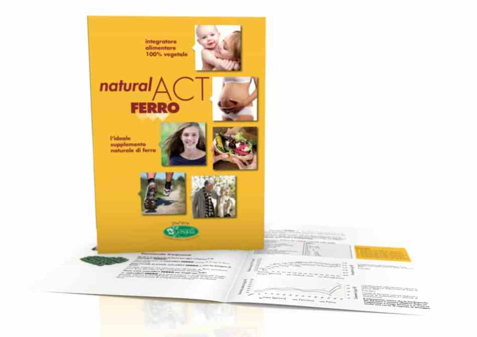 sales folder NaturalACT FERRO mockup