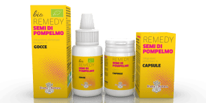 packaging per integratori alimentari erboristici a base di semi di pompelmo
