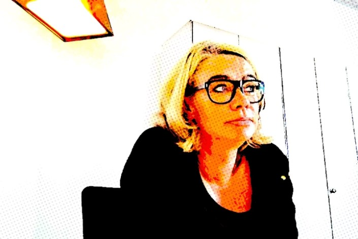 Sandra Peters - Senior Kontakterin