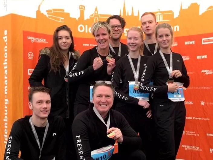 Frese & Wolff – Oldenburg Marathon 2017