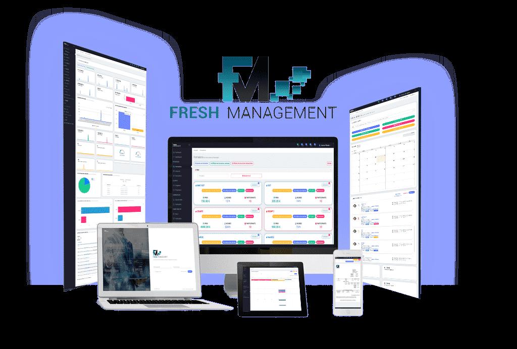 Logiciel de gestion centre de formation - Fesh Management
