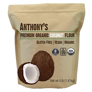 Anthonys Organic Coconut Flour 4lb