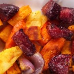 Roasted Cajun Vegetables
