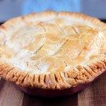 Grain-Free Leftover Chicken Pot Pie