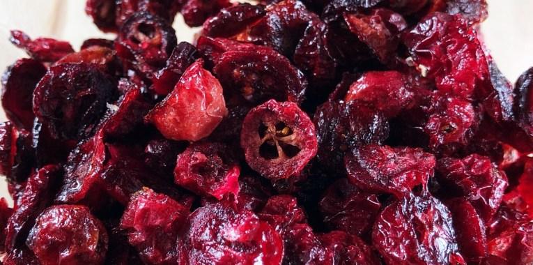 Sugar-Free Dried Cranberries