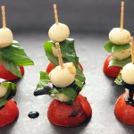 Caprese Party Stacks