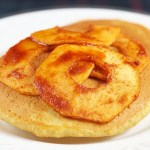 Apple Surprise Pancakes