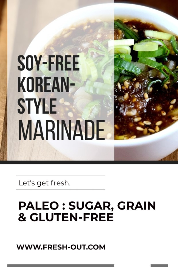 KOREAN-STYLE MARINADE PINTEREST
