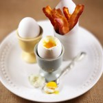 Perfect Soft Boiled Eggs