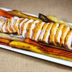 Apricot Glazed Pork Tenderloin