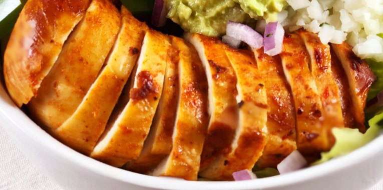 Chipotle-Lime Chicken