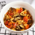 Roasted Vegetable Cassoulet