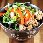 Thai Stir-Fried Greens and Turkey