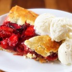 Berry Red Galette