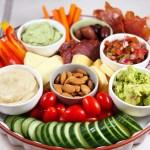 Snack Platter Dinner