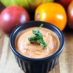 Creamy Heirloom Tomato Sauce