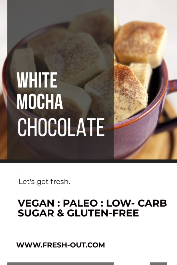 WHITE MOCHA CHOCOLATE