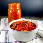 Instant Pot Vegan Garden Marinara Sauce
