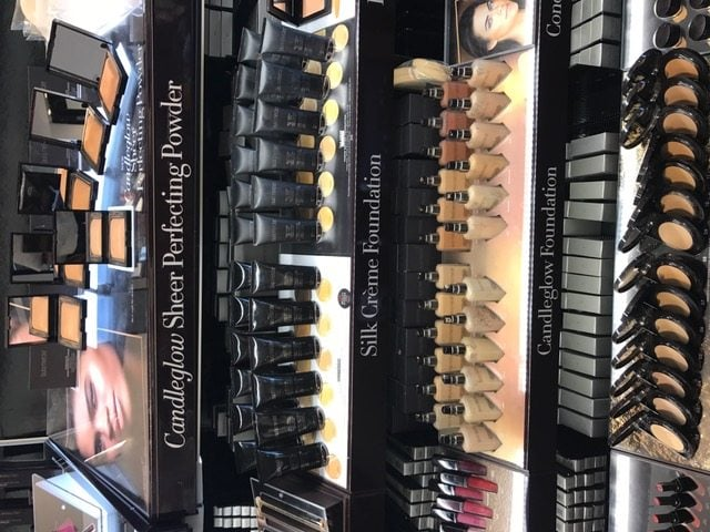 Best Make up for women over 40 at Fresh Air and false Lashes