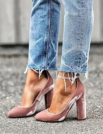 frayed jeans spring fashion