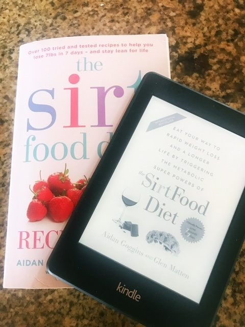 The Sirtfood Diet, Is it right for you? For women over 40.