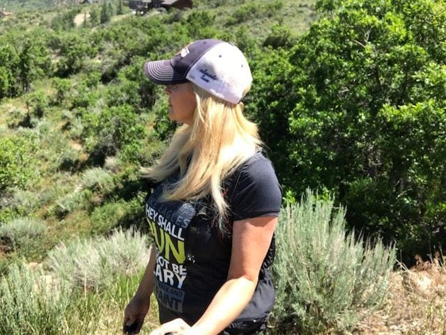 Day Trip Hiking in Utah w/ video; Fresh Air and False Lashes