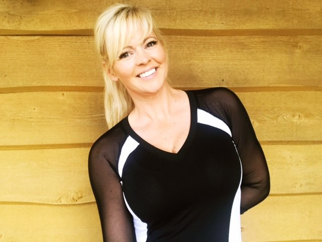 Finally! Work out clothes made for women over 40!; workout clothes over 40
