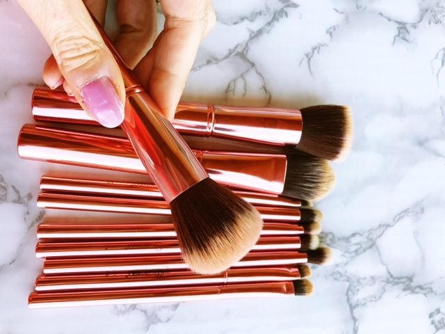 Makeup Brushes for the everyday woman by BH Cosmetics