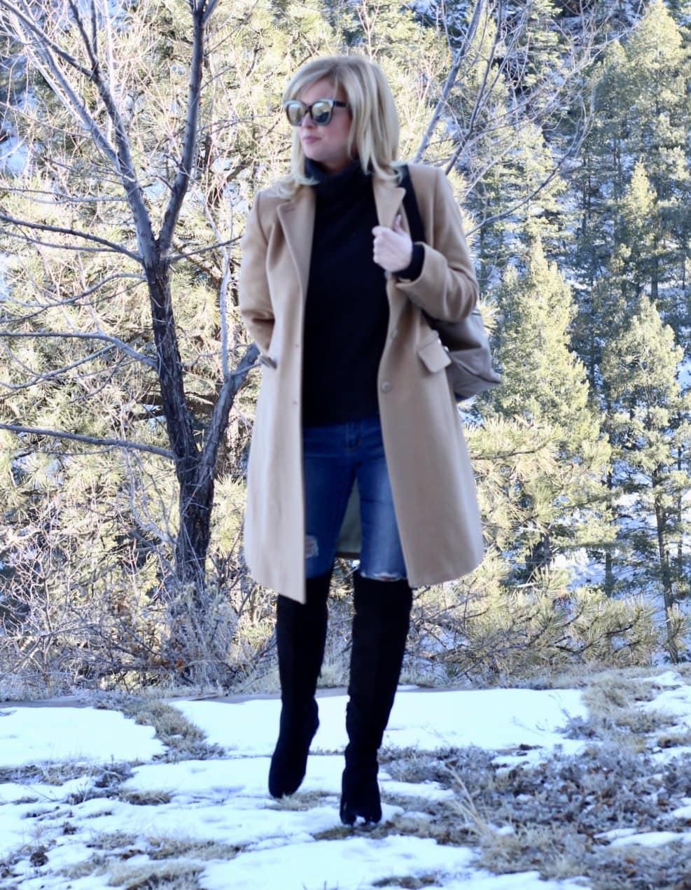 The winter outfit to see you through the rest of winter!