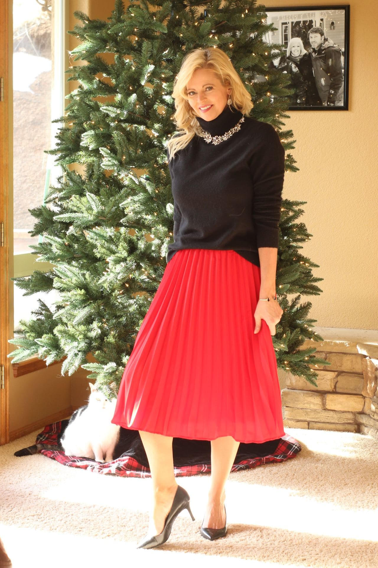 holiday outfits for women over 40