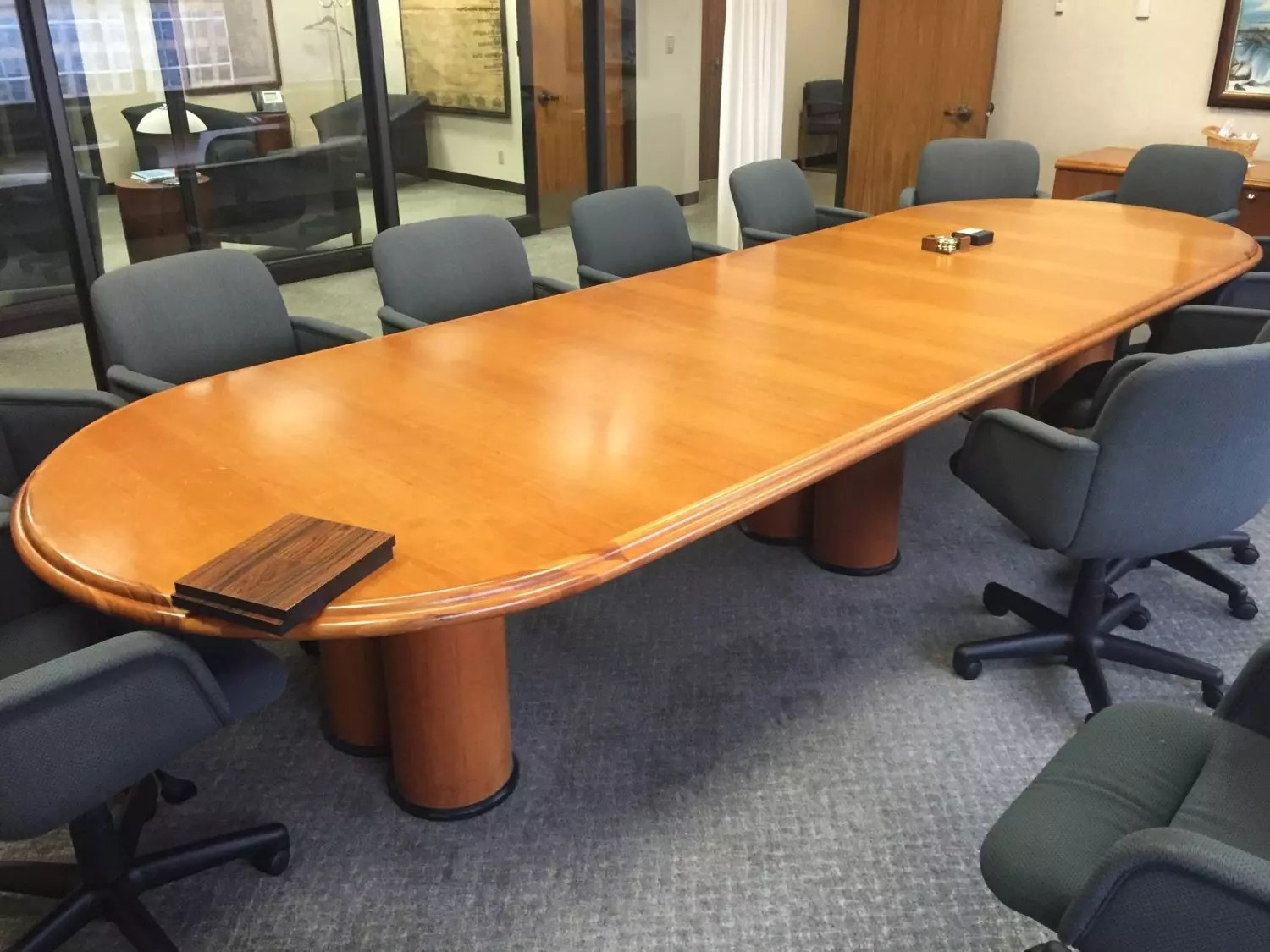 How To Change The Color Of Your Conference Room Table