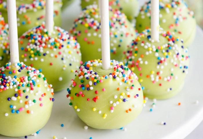 Cake Pops 101