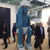 FIAC: Gallery: Thaddaeus Ropac (Paris). Georg Baselitz