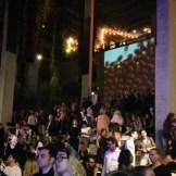 Perez Art Museum, Miami, by night