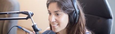 Agustina Woodgate on RadioEE.Net