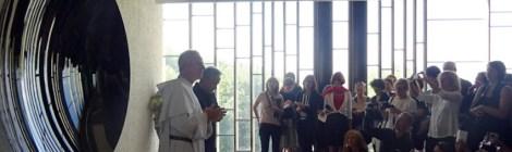 Anish Kapoor On The Convent of Sainte Marie de la Tourette