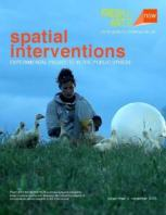 Fresh Art International, Issue 3, Cover, Spatial Interventions
