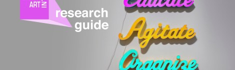 Where Art Meets Activism—Research Guide Issue 6