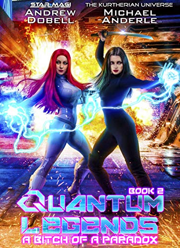 If you like cross-over series, check out Quantum Legends!