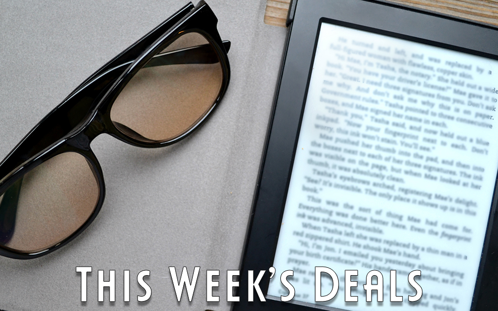 Fresh Book Deals for February 24, 2021