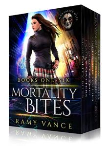 MOrtality bites boxed set cover