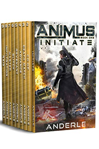 Enter the ANIMUS with the first 9 books!