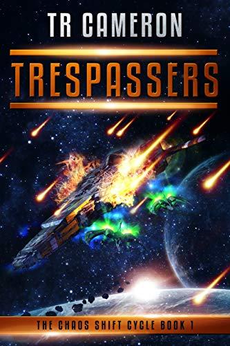 Trespassers ebook cover