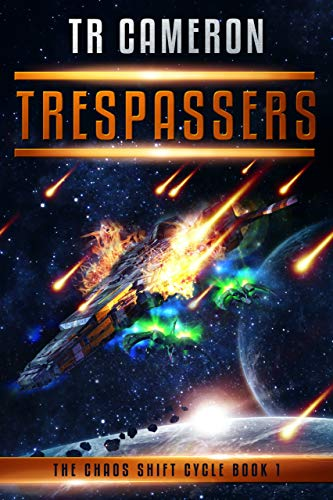 Trespassers ebook cover