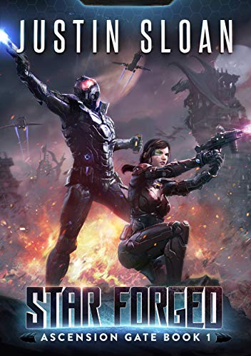 star forged ebook cover