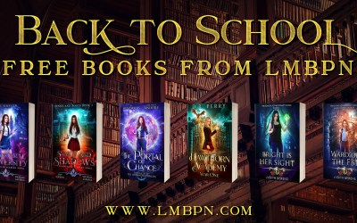 Celebrating Back to School – LMBPN Style! (Hint: That means free books!)