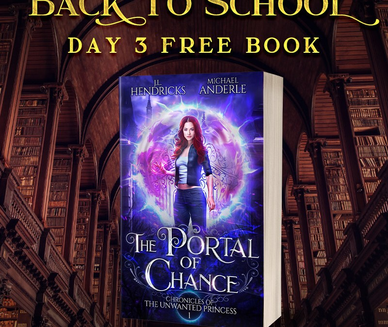 Back to School Day 3: Get The Portal of Chance for Free!
