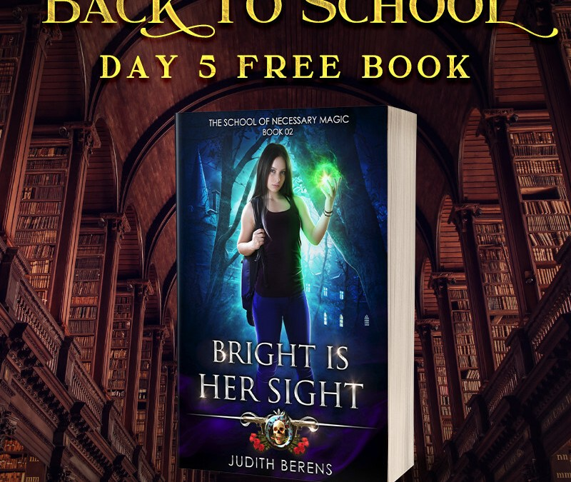 Back to School Day 5: Get Bright is Her Sight for Free!